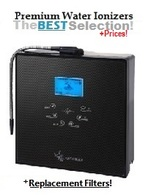 The Crewelter 9-Plate Alkaline Water Ionizer.  Powerful and Elegant!  BEATS Enagic/Leveluk at over HALF the Price!Picture
